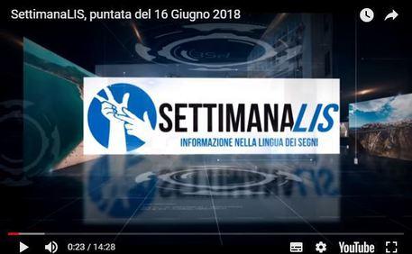 Il primo tg web in Italia in lingua dei segni è catanzarese: nasce la rubrica 'SettinamaLis'