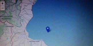 Scossa al largo della costa jonica cosentina a una profondità di soli 17 km