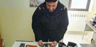 Corazzo di Scandale, furto da 20mila euro: due arresti