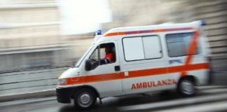 Verbicaro, ambulanza ferma per un guasto: migliorano le condizioni dell'uomo