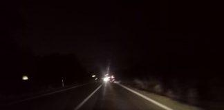 La morte corre sulla ss18: la scarsa illuminazione delle strade e la visibilità ridotta - quarta parte