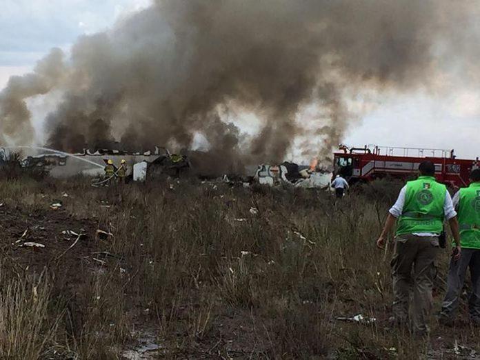 Miracoloso incidente aereo Messico: lo schianto dopo il decollo ma nessuna vittima