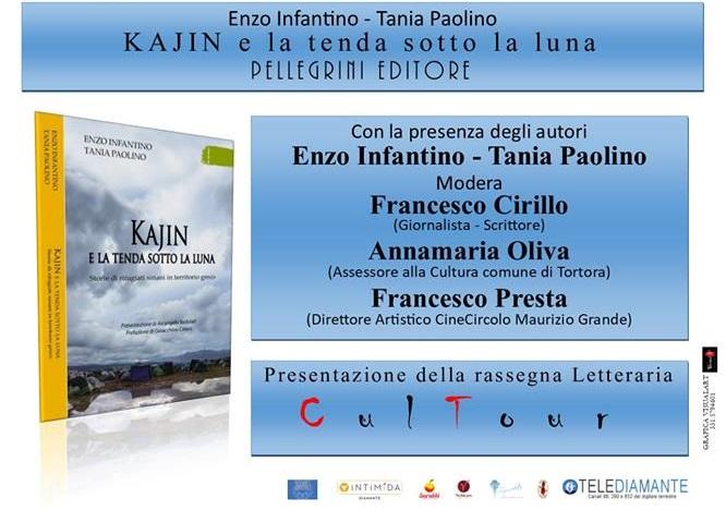 Diamante, il 29 settembre la presentazione di 'Kajin e la tenda sotto la luna'