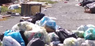 San Nicola Arcella, è emergenza rifiuti sulla Statale 18